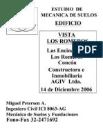VISTA LOS ROMEROS EDIFICIO 1 Concón  destacado