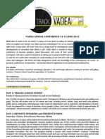 Conference Registration 2013