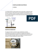 Componentes de Instalaciones Electricas