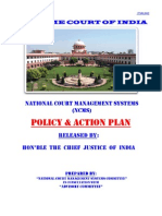 India's National Court Management Systems