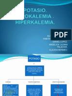 Potasio Hipo Hiperkalemia 111123180338 Phpapp01