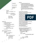 Sorting Algorithms in Java