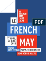 Le French May 2013 brochure