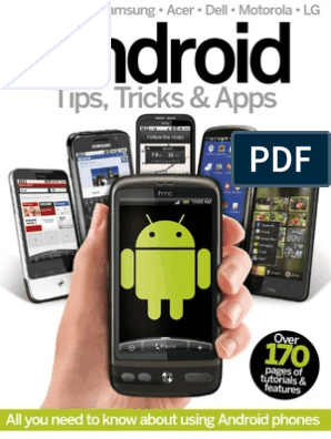 Android Tips, Tricks & Apps - Volume 1, 2013 | Android