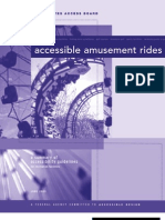 Accessibility Guidelines for U.S. Amusement Park Rides - Amuse