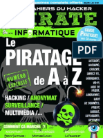Pirate Informatique 12 - Février à Avril 2012