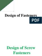 6.Design of Fasteners