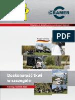 Katalog Cramer