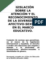 ion Sobre Educacion y Divers Id Ad Afectivo Sexual