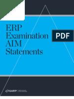 Erp Aim Statements 2013-Web
