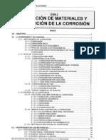 Selección de materiales y prevención de la corrosión