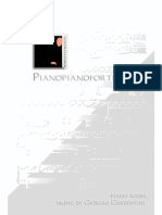 Giorgio Costantini PianoPianoForte Score