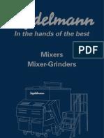 Mixers MixerGrinders