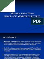 Michelin Active Wheel Referat
