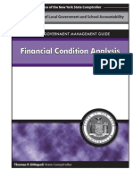 Local government management guide- Financial C Condition Analysis