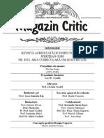 Magazin Critic 36