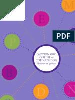 Diccionarioonline de Coeducacion- PDF