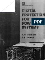 Digital Protection for Power Systems