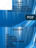 94. Mobile Password Activation