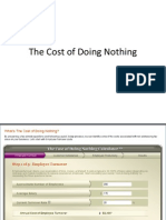 The Cost of Doing Nothing.pptx