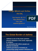Allergic Rhinitis and Asthma - The Link - Pawankar