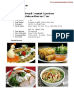 Southbound Gourmet Experience - Vietnam Gourmet Tour