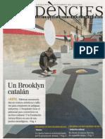 250413 El Mundo _ Un Brooklyn Catalán