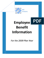 Sample Employee Benefits Newsletter-JS Clark Agency-Employee Benefits Consultants