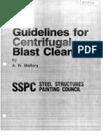 Centrifugal Blasting