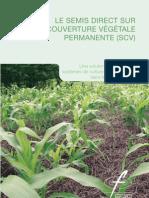 Semis Direct Couverture Vegetale