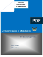 Standard and Competency Handout 2 2012 2013