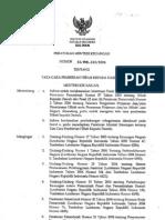 Hibah Pemerintah Ke Daerah Pmk.52 Tahun 2006
