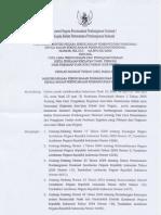 Pengajuan Anggaran Pln-hln Perbappenas.05 Tahun 2006