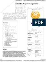 South Asian Association for Regional Cooperation - Wikipedia, the free encyclopedia.pdf