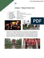 Taste of Vietnam - Vietnam Classic Tour