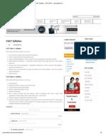 CSAT Syllabus - 2012-2013 - upscsyllabus