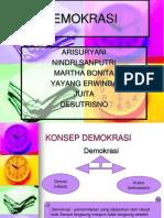 Demokrasi Power Point