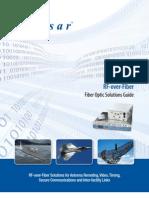 RF-Over-Fiber Brochure Final 9_2012