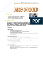 2do Info Impresiones en Ortodoncia
