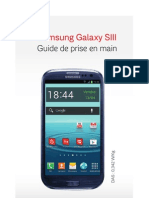 Guide Samsung Galaxy s3