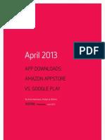 Distimo Publication - April 2013