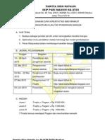 Pedoman LKTI Dies Natalis ke-38 IKIP PGRI Madiun 2013