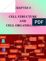 Bio f4 Chap 2 Cell Structure and Cell Organisatio