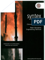 Syntex Engineering Services Ltd Brochure