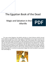 The Egyptian Book of the Dead PowerPoint