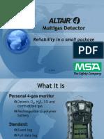 Altair 4 Presentation