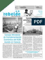 Juventud Rebelde 4 de Agosto 2009