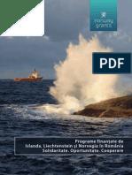 Brosura Granturile SEE Norvegiene