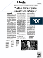 Rassegna Stampa 25.04.13