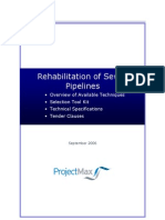 Overview of+Sewer Rehabilitation Techniques